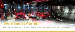 We shine at Ferrari photo