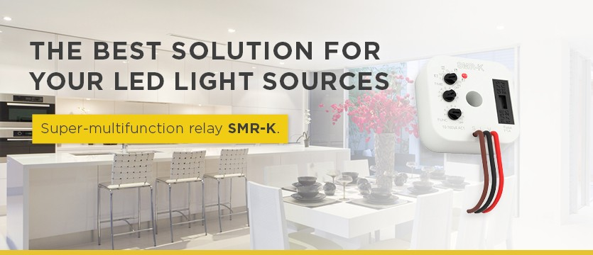 Super-multifunction relay SMR-K photo