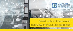 Smart pole in Prague and an overview of IoT iNELS solutions photo