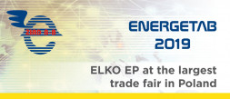 ENERGETAB 2019 ELKO EP at the largest trade fair in Poland photo