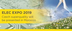 ELEC EXPO 2019 - Czech superquality will be presented in Morocco photo