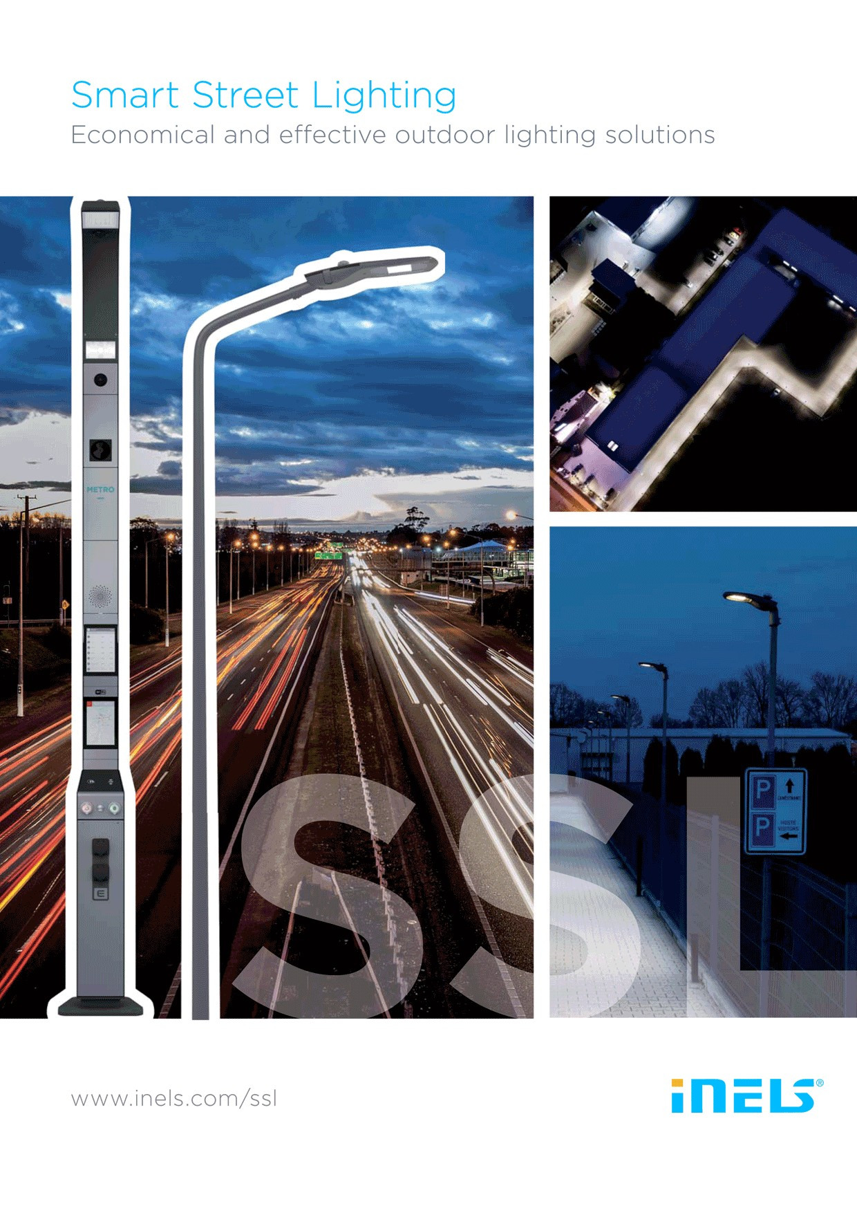 Smart Street Lighting preview