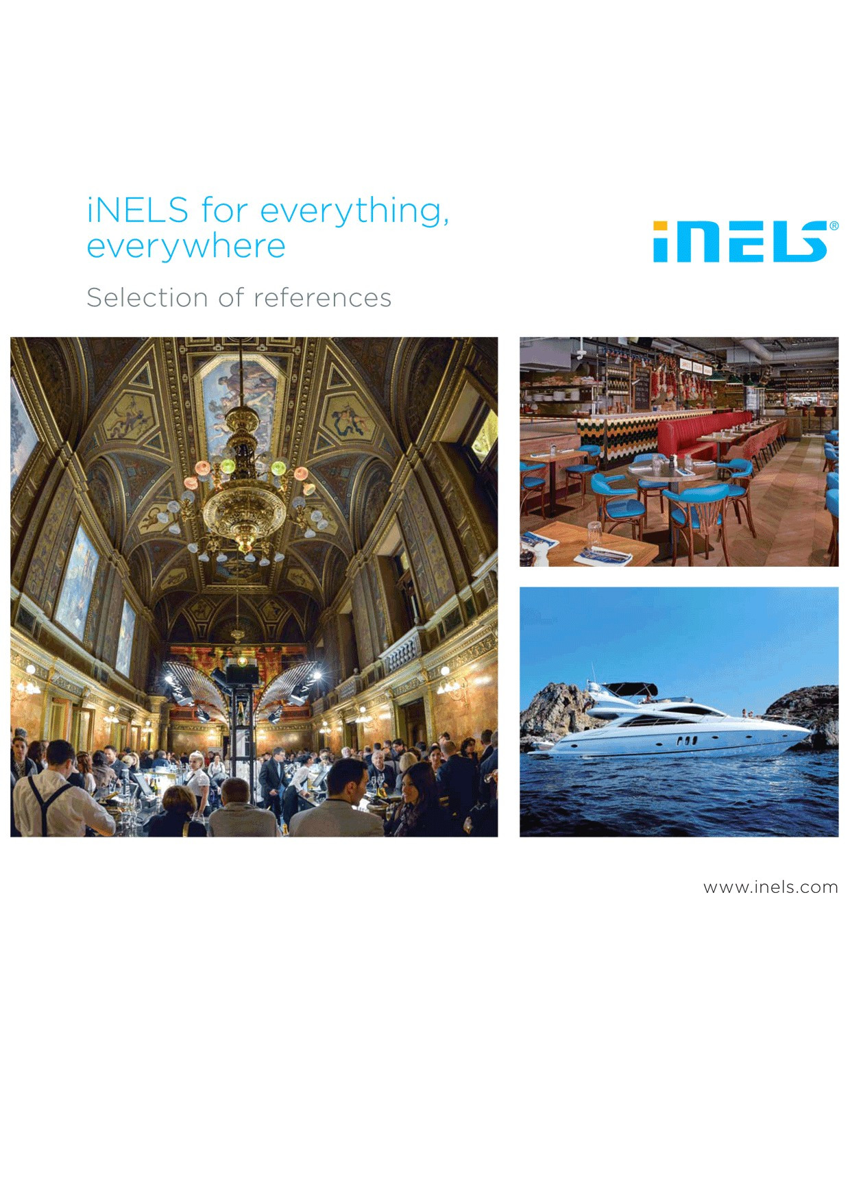 iNELS for everything, everywhere preview