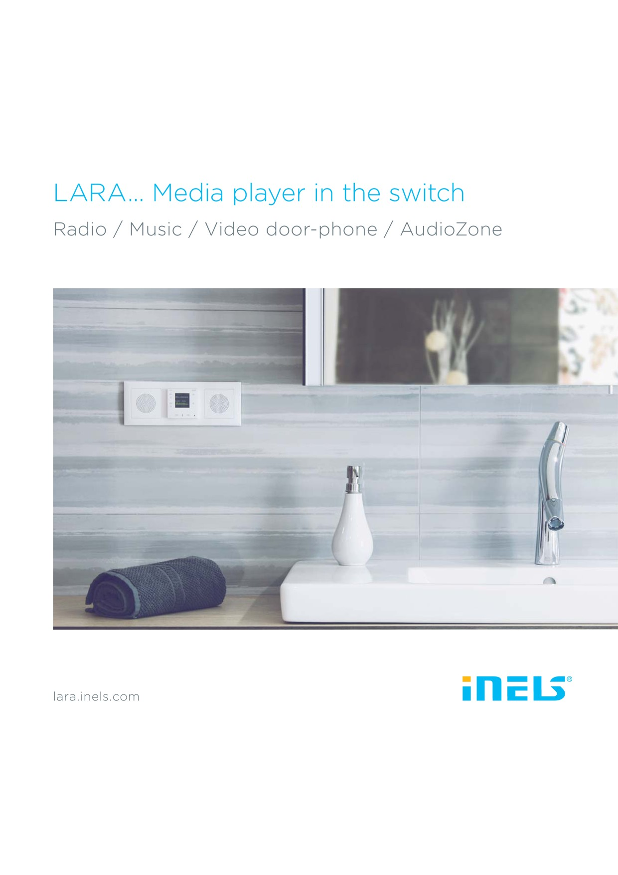 LARA… A media player in the switch preview